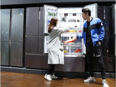 卡萨帝冰箱细胞级养鲜分 直达保鲜科技最高峰