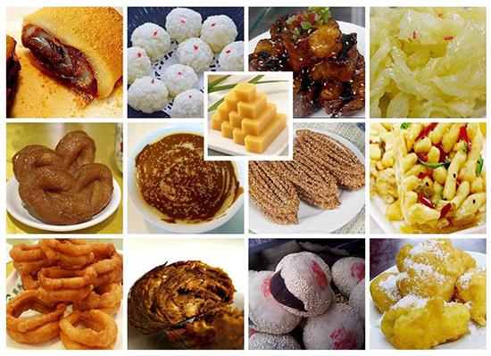 大耳帖子没吃过?料理机也能做出北京小吃