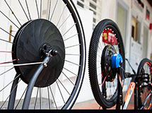 智能车轮 我用它把自行车改装成了电动车