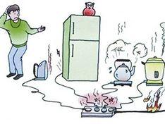 哪些不经意动作 会影响家电使用寿命?