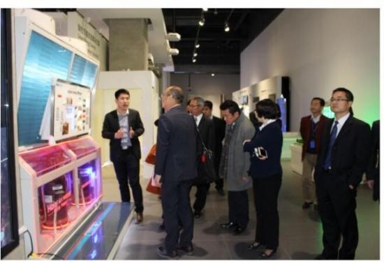 海尔中央空调与三菱电机压缩机公司成立商用联合实验室1