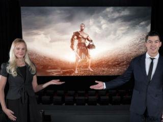 未来影院:三星电子新款LED电影屏幕首秀