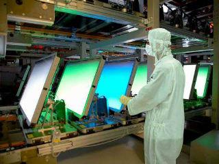 台湾面板产业面临两大问题 当面向蔡英文求救