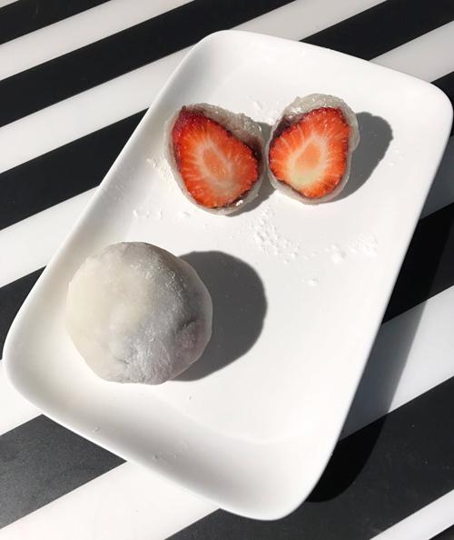 再不吃草莓就下架啦!巧做日式草莓大福