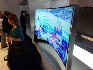 2017年电视大尺寸面板出货面积将增长7.3%