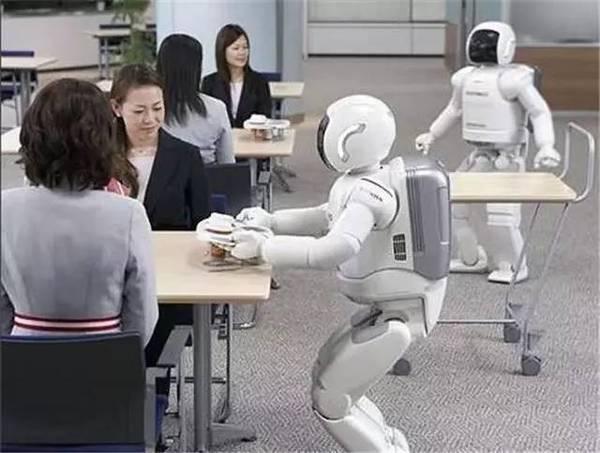 人工智能风口来袭 家电和机器人大玩暧昧