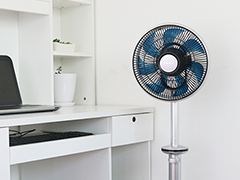 静享舒适魔力风 莱克智能空气调节扇首测
