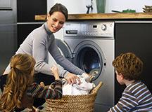 洗衣机需要定期清洗消毒 您做对了吗