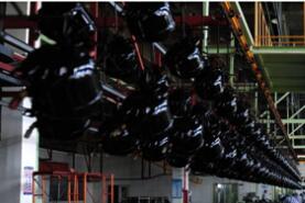 产量创历史新高!GMCC合肥冰压工厂单月产量破200万