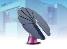 效仿向日葵的太阳能电池:能多发电40%