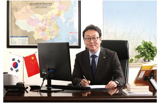 庆东纳碧安(中国)董事长金容范