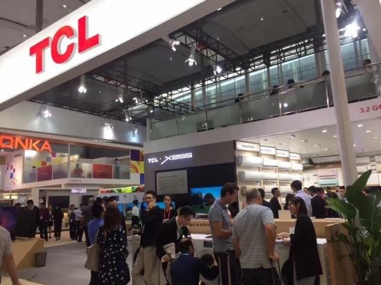 TCL冰洗亮相2017广交会 诠释真好产品体验