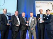海信英国荣获Ward Hadaway颁发的两项顶级企业奖