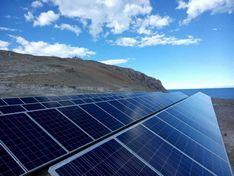 我国一季度太阳能发电量同比增长31%