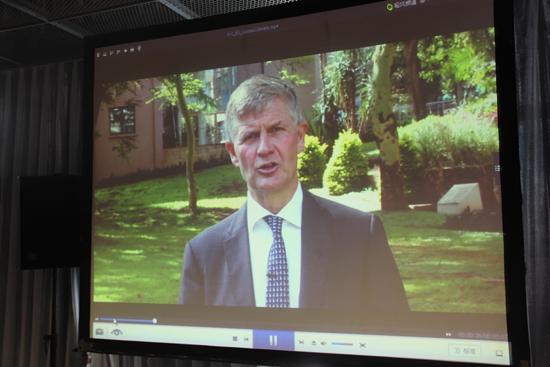 联合国副秘书长、UNEP执行主任埃里克•索尔海姆