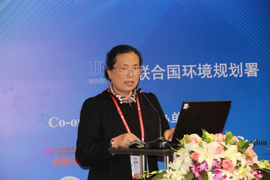 中国制冷空调工业协会理事长史敏