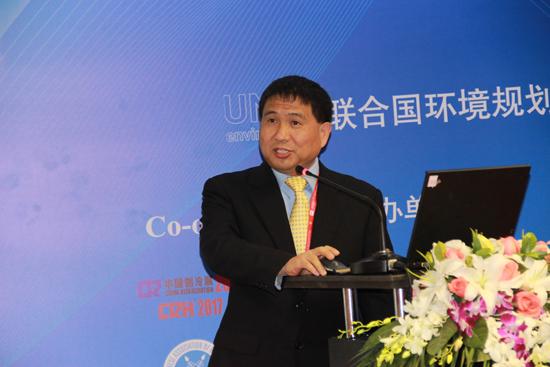 联合国环境规划署臭氧行动区域协调员胡少锋