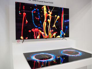 LG Display李廷汉:OLED改变你的生活