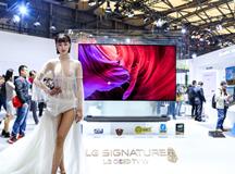 OLED电视市场迅速升温 LG电子引领行业革新热潮