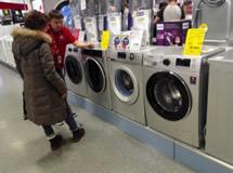 海尔洗衣机在俄罗斯Q1增长100% 行业增幅最快