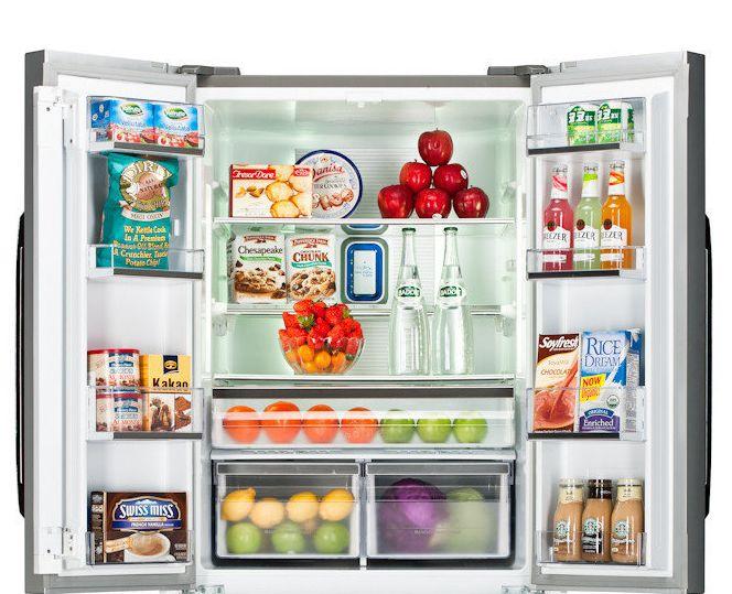 总嫌冰箱不够大 其实是你没做好收纳