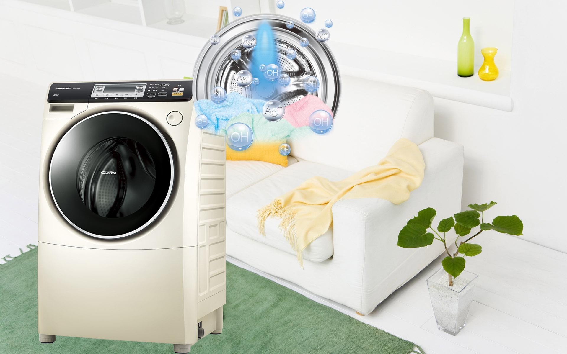 你知道吗?洗衣机不除菌等于白洗了!