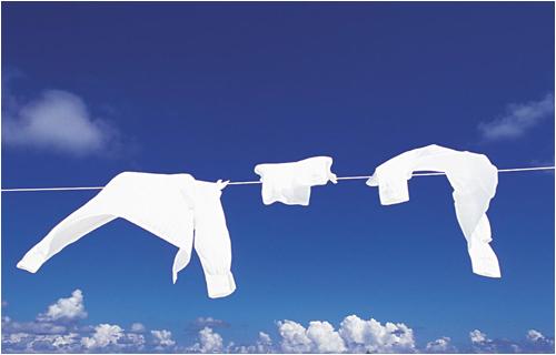 你会洗衣服吗?你不知道的几大洗衣技巧!
