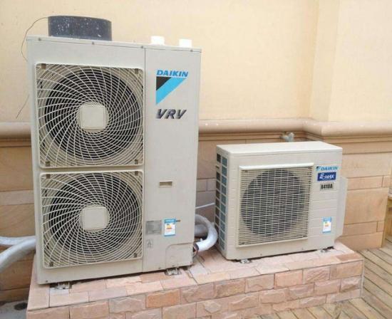 空调选分体还是选中央 看完这五个方面对比再说