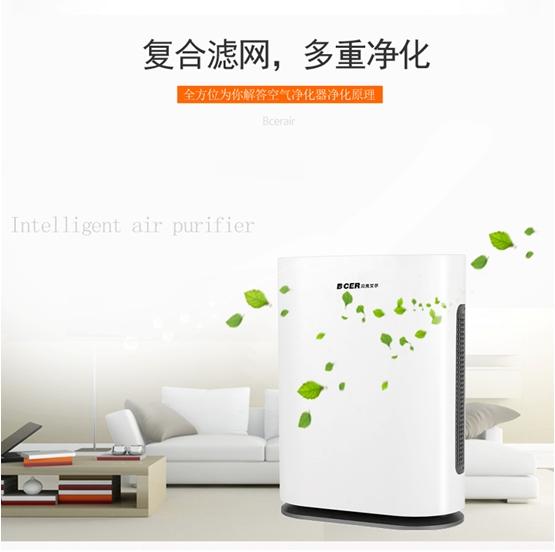 负离子空气净化器是如何净化空气的?