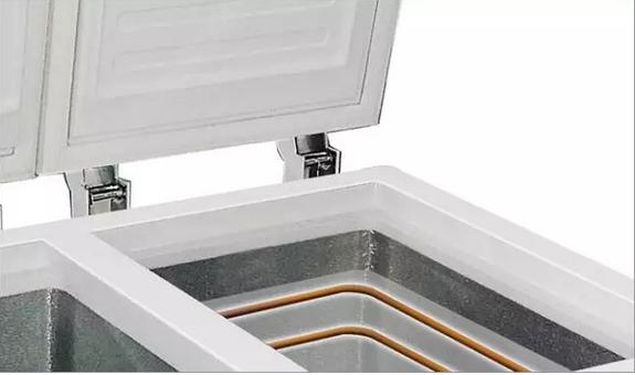 澳柯玛冷柜率先推出:冷藏系统全铜管