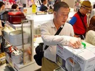 虎牌电饭煲电手 售后:日本买的就送日本修