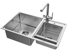 精心守护你的水 这款厨房里的水槽不一般