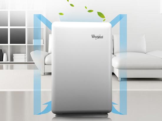 创新科技智享生活 惠而浦空气净化器实测