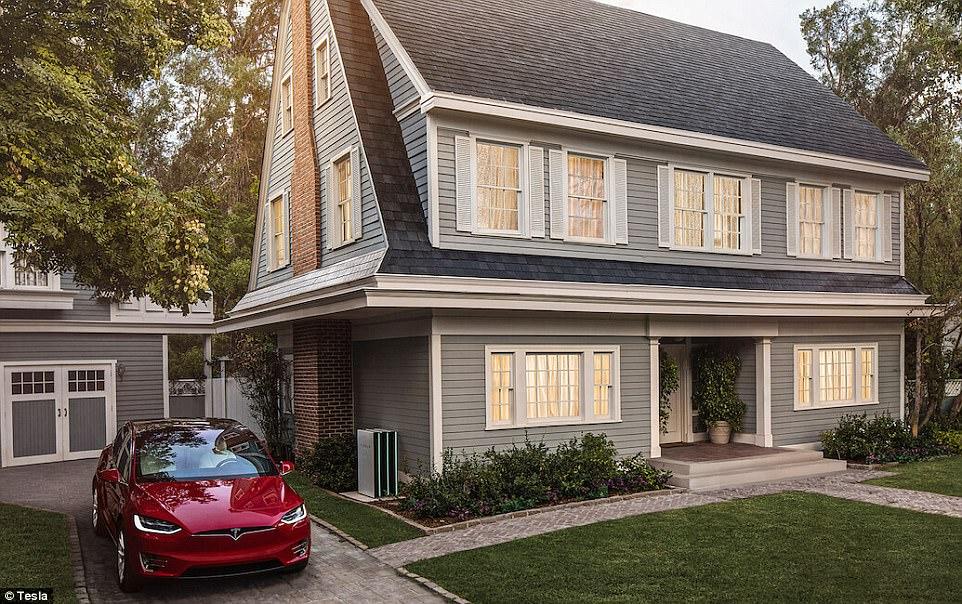 福布斯:特斯拉太阳能屋顶价格颇高前途堪忧