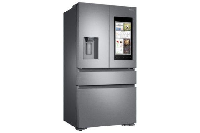 冰箱也搭载Bixby 还有什么不能带语音助手?