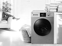 你造吗?这款免污洗衣机能洗衣服能烘干
