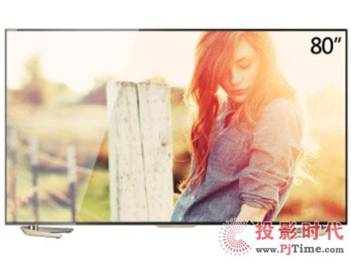 夏普80寸电视售价26499元 您想拥有吗?