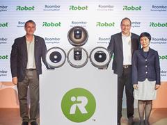 iRobot重磅推出智能互联功能Roomba® 扫地机器人