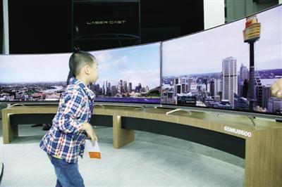 重蹈3D电视覆辙 曲面电视昙花一现?