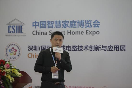 天闻数媒华南区副总经理曾令斌博士