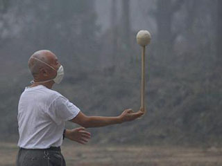 环保部:雾霾成因明年两会将有初步解释