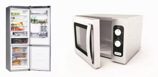 为什么冰箱通常左开门而微波炉都是右开门?