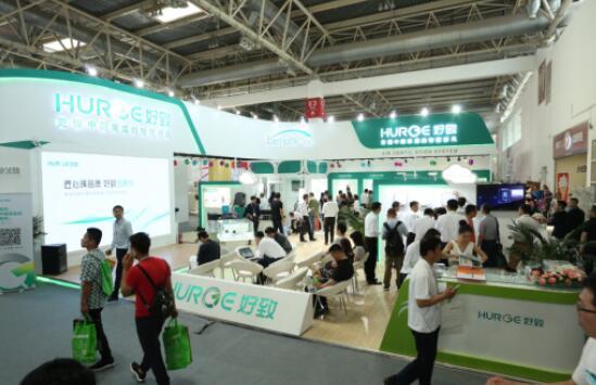 好致新风亮相中国国际供热展,性能不输国际品牌