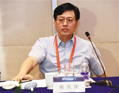 联想集团董事长兼CEO杨元庆
