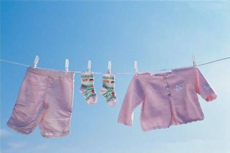 宝宝洗衣误区多 正确清洗宝宝衣服的要点