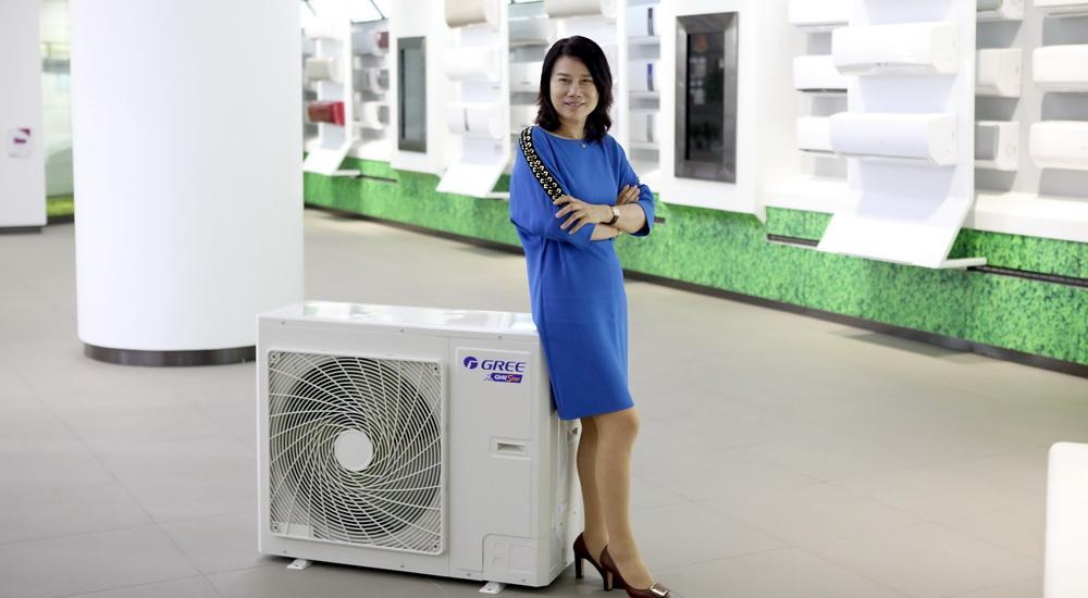 格力一季度户式中央空调市场份额为21.8%