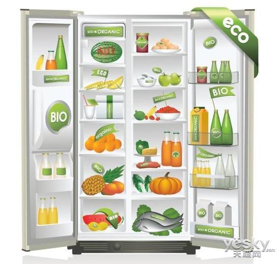拒做家务小白 手把手教你如何清理冰箱