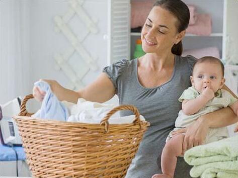 有宝宝的必看 洗衣机日常如何进行消毒?