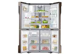 家有小宝分区更健康 6款分区存储大容量冰箱