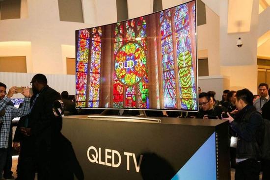 售价远低于OLED 三星或推巨屏量子点电视